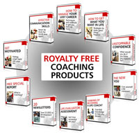 Market These Life Coaching Products